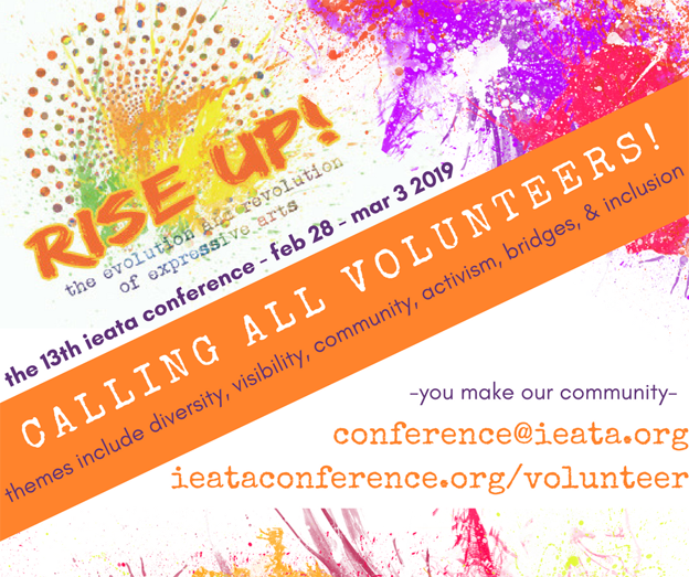 Post_Call for Volunteers_IEATA